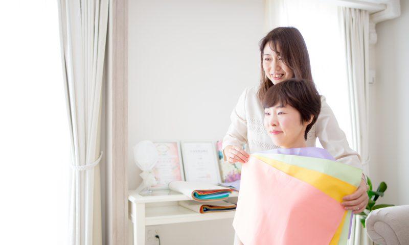横浜パーソナルカラー診断